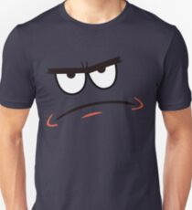 Patrick Star Angry Face T-Shirt