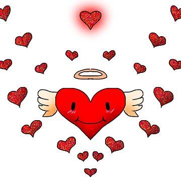 Hearts by Redjiggs