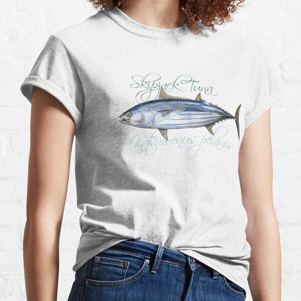 Skipjack Tuna · balaya · Katsuwonus pelamis Classic T-Shirt
