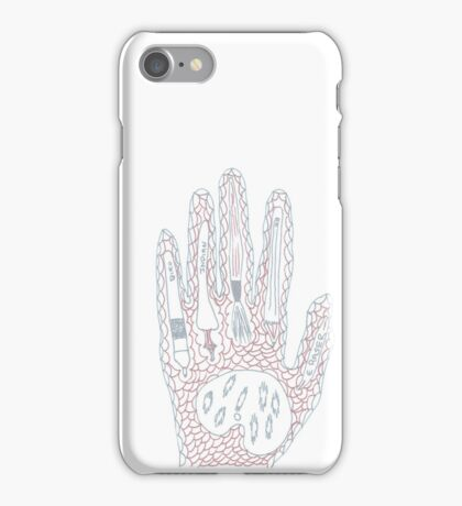 Passionate Hand iPhone Case/Skin