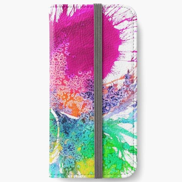 Eclosion 63-B Étui portefeuille iPhone