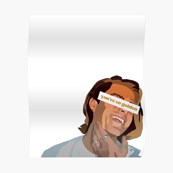 Owen Patrick Joyner - Golden Poster