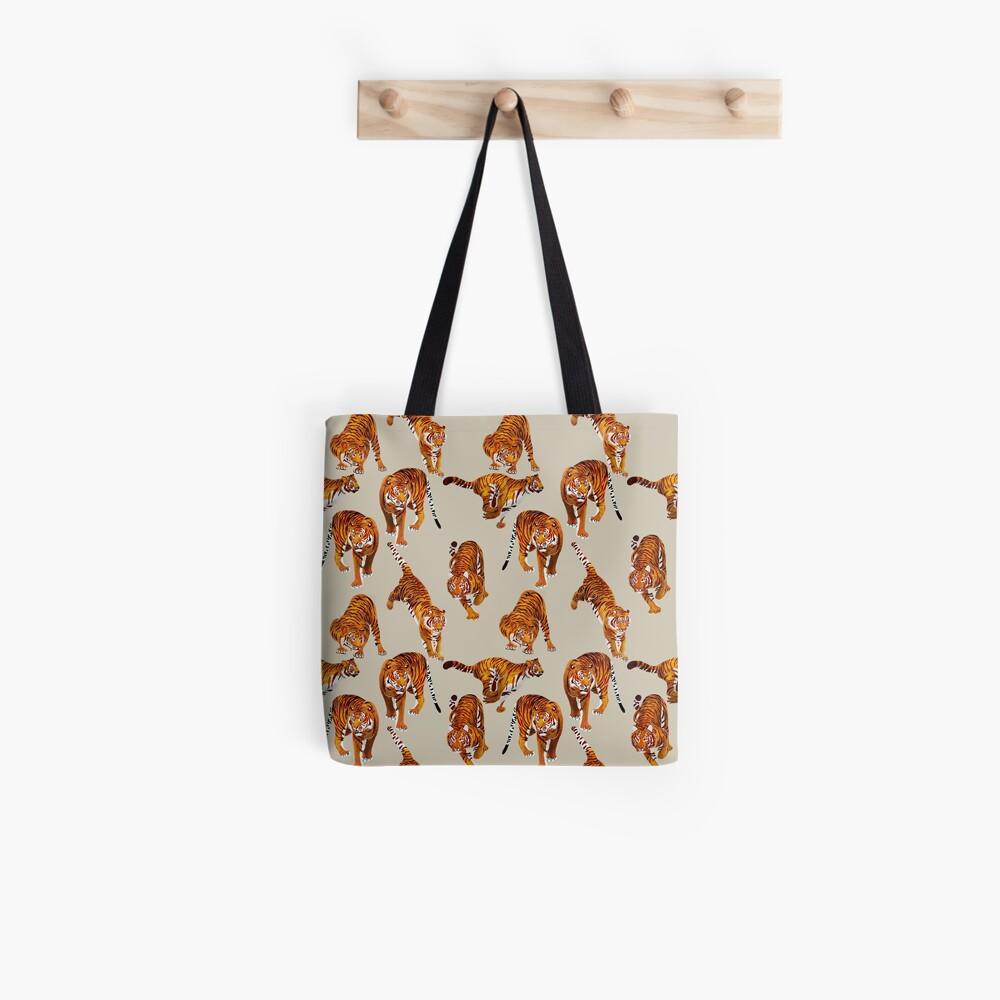 Tote bag «TIGERS, TIGERS»