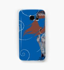 Feyre | A Court of Mist and Fury Cover Samsung Galaxy Case/Skin