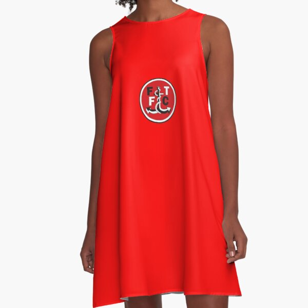 Fleetwood-Town Club One Two A-Line Dress