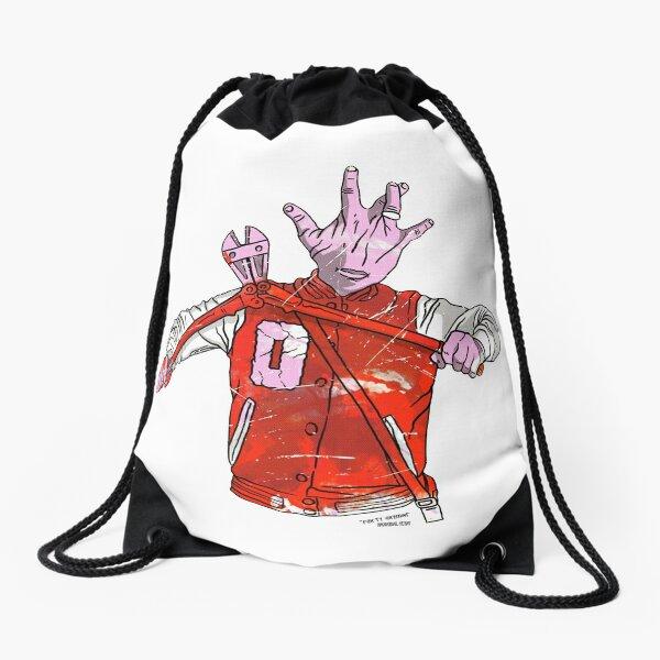 Thug Kidz - Covers Series by Hannibal FLYNT & AUREgrafik Drawstring Bag