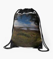 Rannock Moor and Loch Ba Drawstring Bag