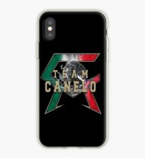 Canelo Saul Alvarez boxer Logo (T-shirt, Phone Case & more) iPhone Case