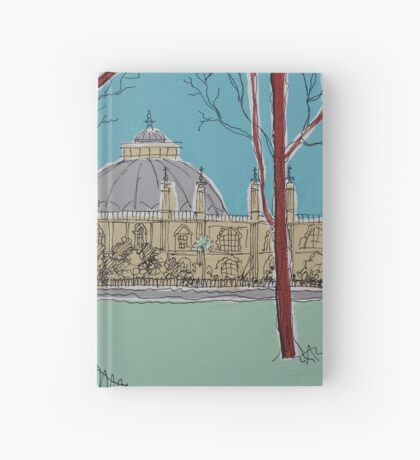The Dome  Hardcover Journal