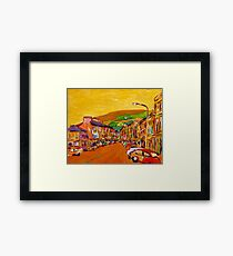 Bantry, Cork Framed Print
