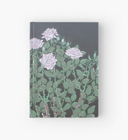Blue Moon Roses ( Portrait ) Hardcover Journal