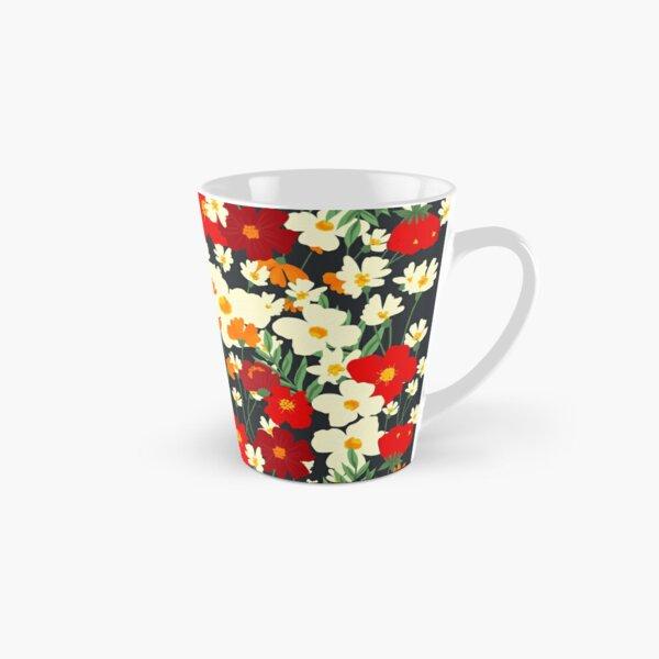 Wild Meadow Flowers, Flower Love, Floral Pattern Tall Mug