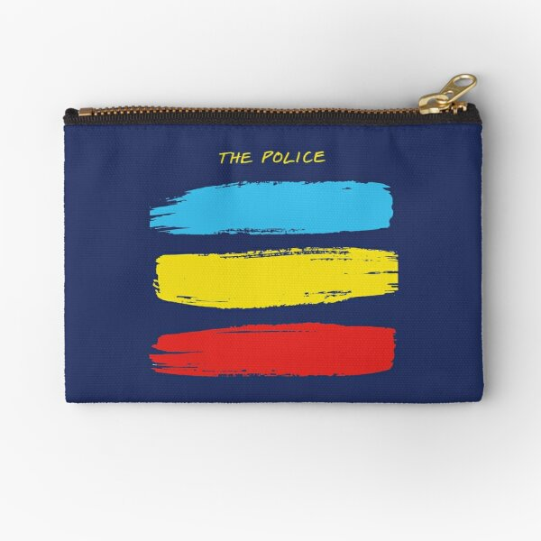 The Police - Synchronicity Zipper Pouch
