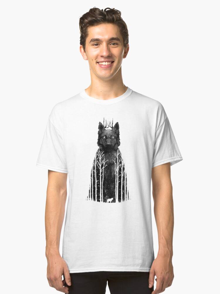 Wolftree Classic T-Shirt Front