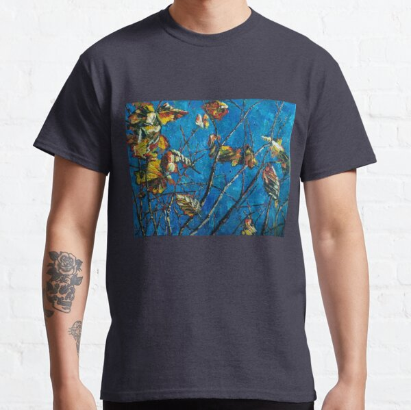 Golden Leaves III Classic T-Shirt