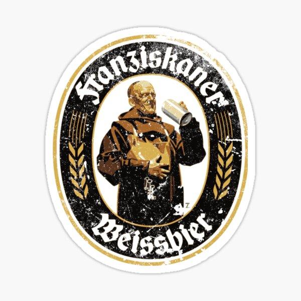 Franziskaner Weißbier Sticker