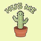Hug me - Cactus by NirPerel