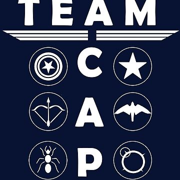 Team Cap by elizabelle