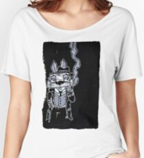 Blake Burns Detective Bunny Women's Relaxed Fit T-Shirt