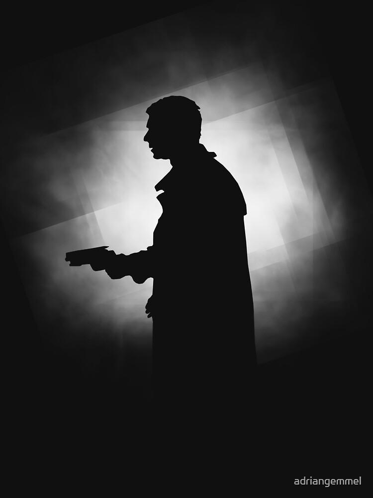 Blade Runner - Silhouette von adriangemmel