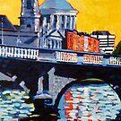Mellows Bridge, Dublin by eolai