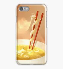 Noodle dragon iPhone Case/Skin