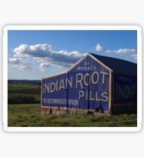Indian Root Pill Sticker