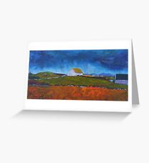 Stone Cottage, Ireland Greeting Card