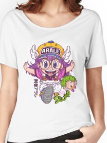 Arale - dr slump  Women's Relaxed Fit T-Shirt