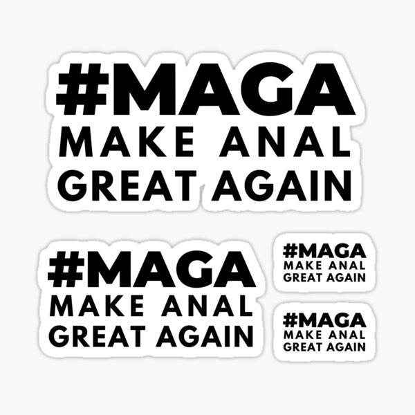 Hacer anal genial otra vez - porno divertido Pegatina