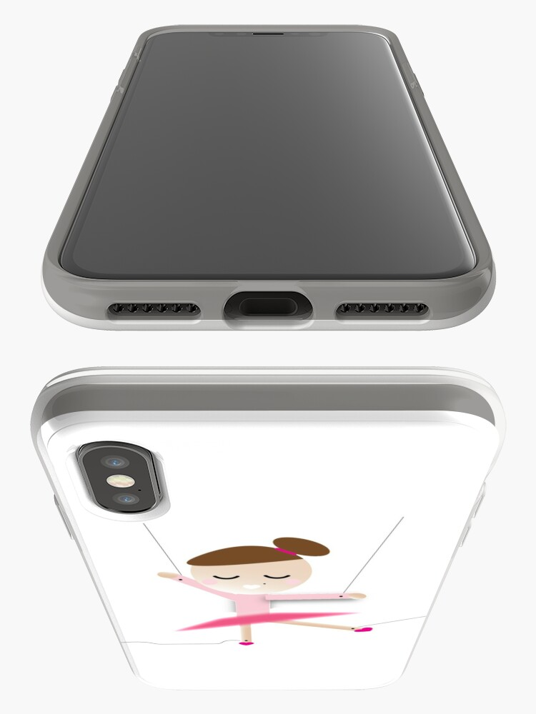 Alternate view of Dancer  iPhone Case & Cover