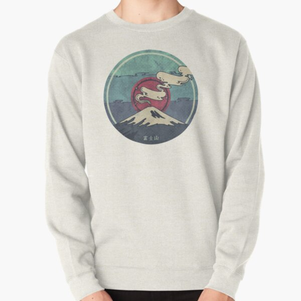 Fuji Pullover Sweatshirt