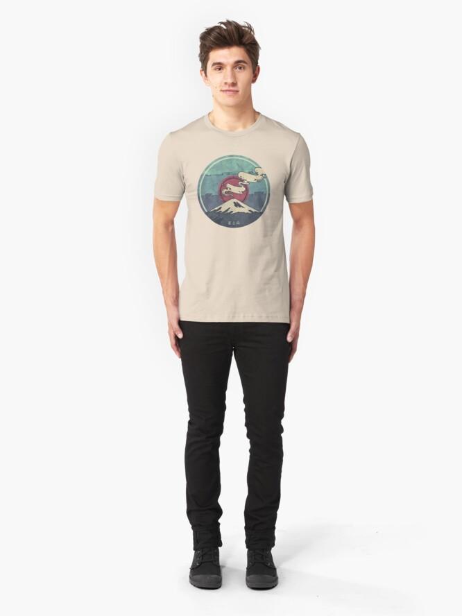 Alternate view of Fuji Slim Fit T-Shirt