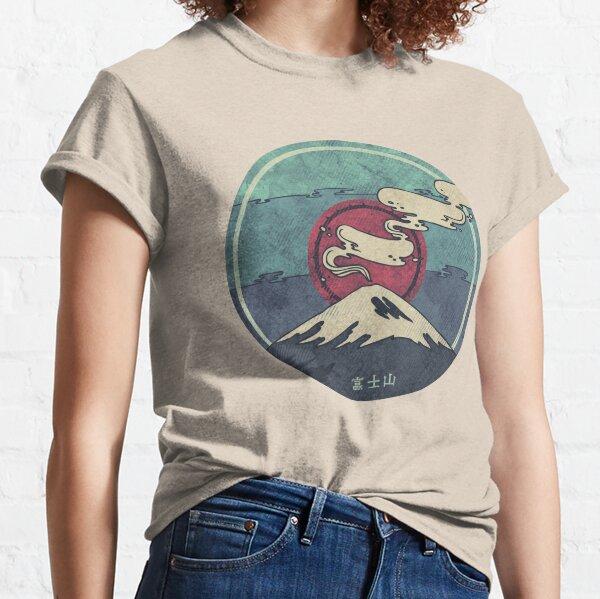Fuji Camiseta clásica