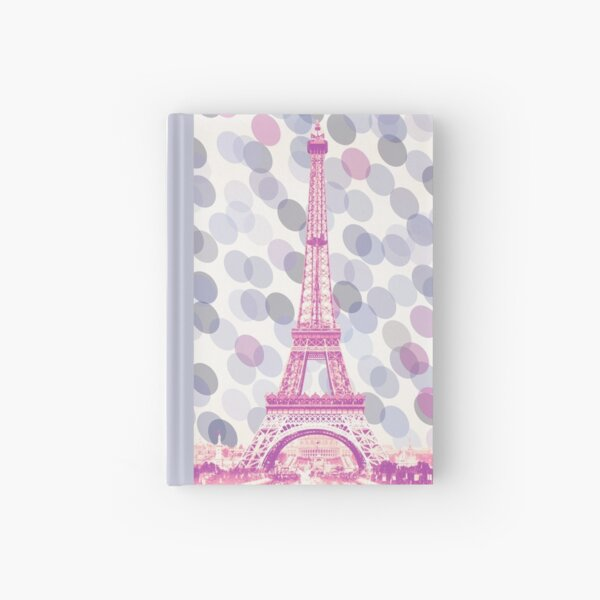 Tour Rose Hardcover Journal