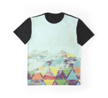 Triangle Mountain Graphic T-Shirt