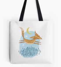 Flying Fox Tote Bag