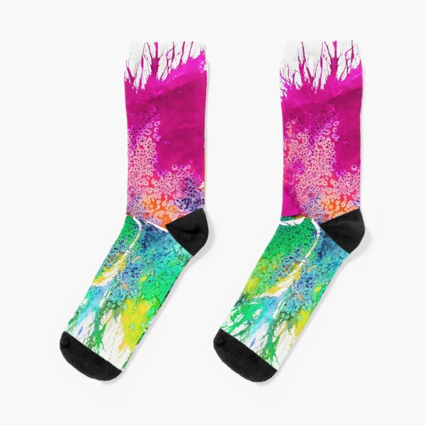 Eclosion 63-B Chaussettes