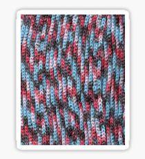 Yarn Bomb Sticker