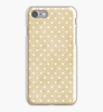 Weathered Gold iPhone Case/Skin