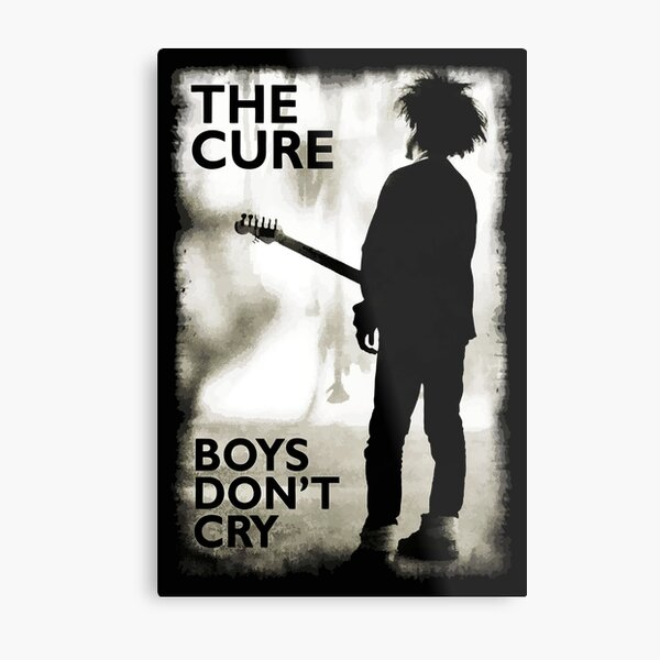 the cure poster Metal Print