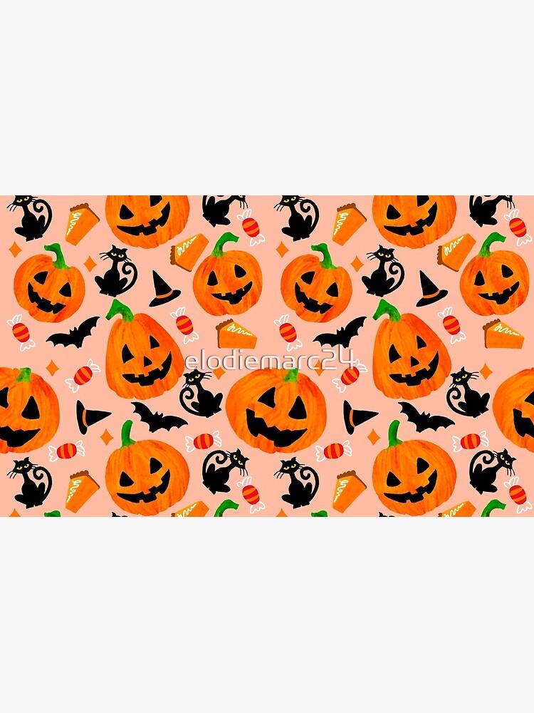 «Happy Pumpkins» par elodiemarc24
