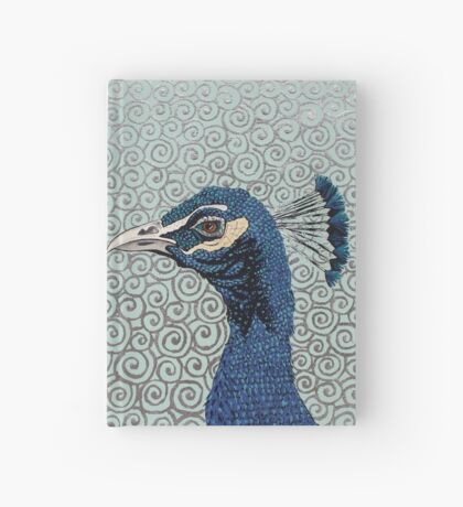 As Proud As A Peacock Hardcover Journal