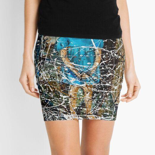 Keane & Pollock - Tortillon Mini Skirt