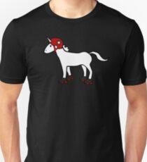 Roller Derby Unicorn Unisex T-Shirt