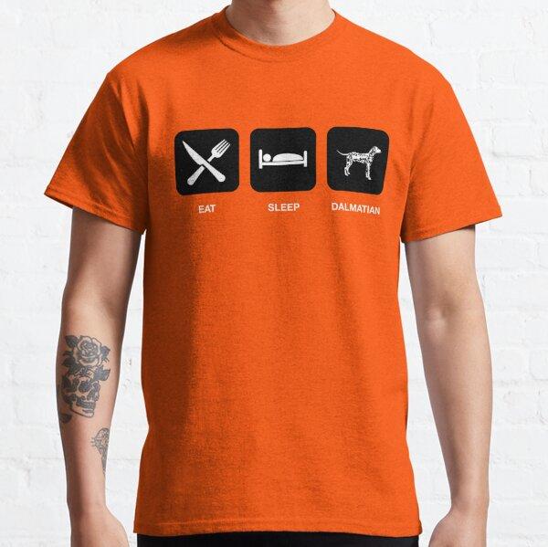 Eat Sleep Dalmatian Classic T-Shirt