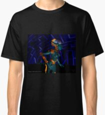 NEMES / HYPER ANDROID FROM HYPERION WORLD Sci-Fi Movie Classic T-Shirt