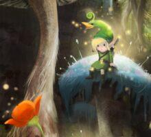 The Legend of Zelda: Minish Cap Sticker