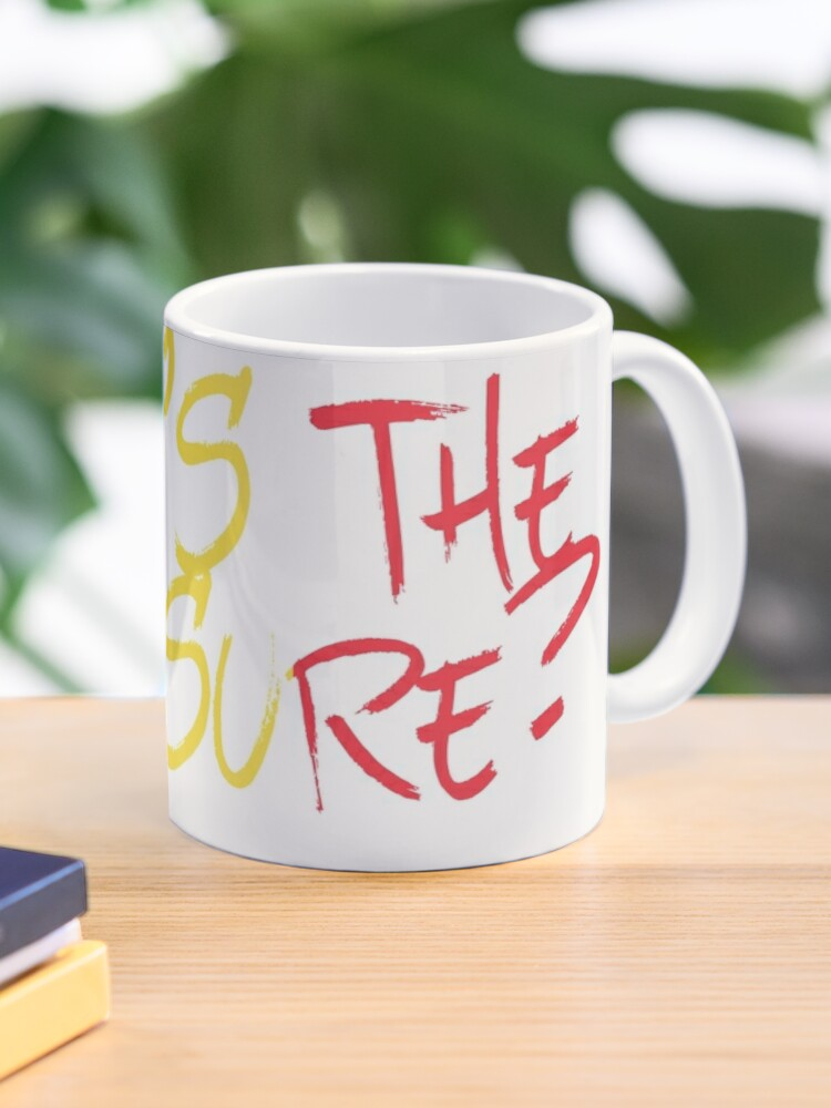 What S The Pressure Laura Tesoro Belgium Eurovision 2016 Mug By Jeremydwilliams Redbubble