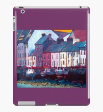 The Long Walk, Boats (Galway) iPad Case/Skin